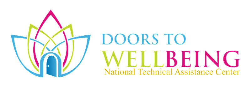 Logo for Doors to Well Being